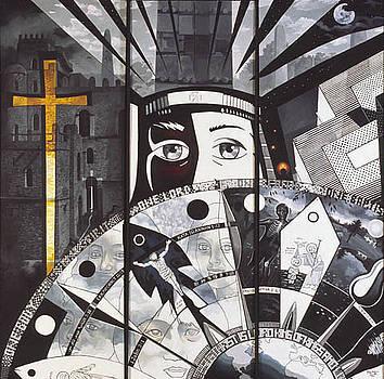 Shield of Faith by Yisehak Fikre-Sellassie