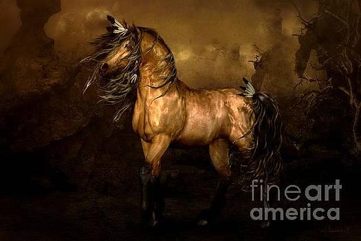 Shikoba Choctaw Horse by Shanina Conway