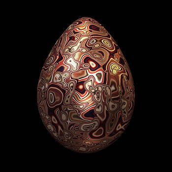 Hakon Soreide - Shimmering Ornamental Egg
