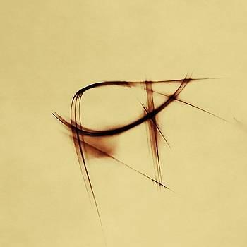 Shining Glyph #07 by Dutch Bieber