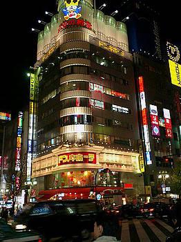 Shinjuku itchome by Laurent Sylla