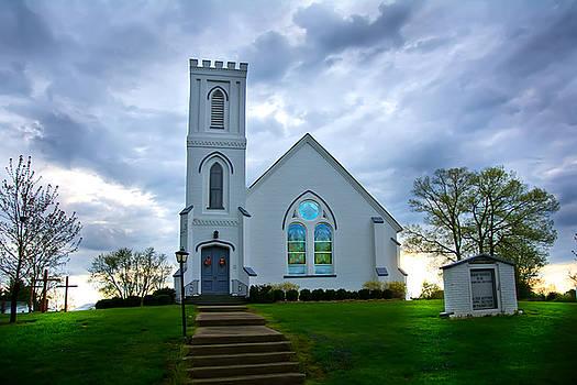 Randall Branham - Shinning thru the Church