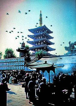 Dennis Cox - Shinto Shrine