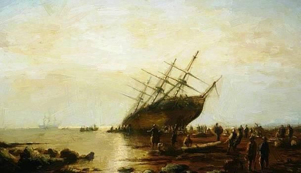 Webb James - Ship Aground