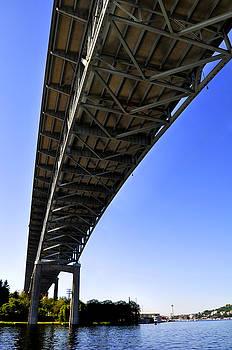 Pelo Blanco Photo - Ship Canal Bridge