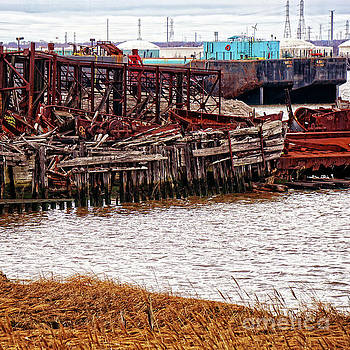 Ship Graveyard by HD Connelly