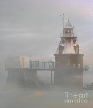 Skip Willits - SHIP JOHN SHOAL FOG