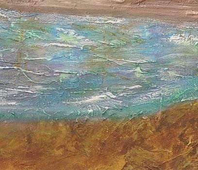 Richard Benson - Ship Wreck Abstraction