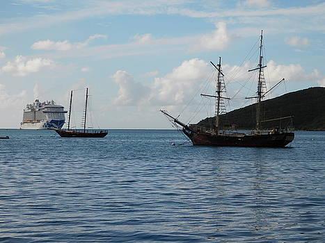 Ships 2 by Otis L Stanley