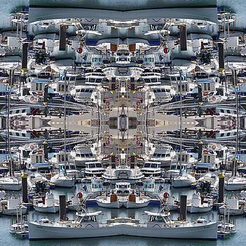 Ships of Ciutadella I by Jonny Jelinek
