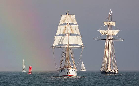 Cliff Wassmann - Ships in a Rainbow