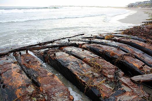 Annie Babineau - shipwreck