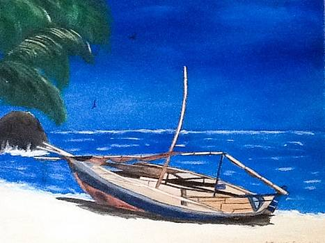 Shipwreck by Catherine Swerediuk
