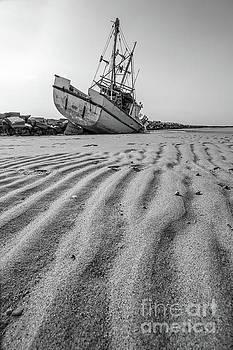 Shipwreck Provincetown by Edward Fielding