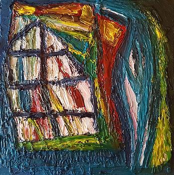 Shipwrecked by Darrell Black