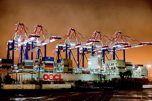 Shipyard by Kevin Duke