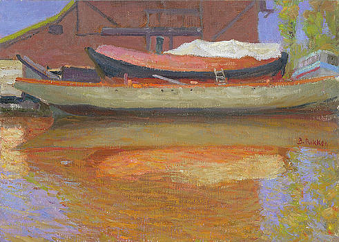 Shipyard Waterhuizen by Ben Rikken