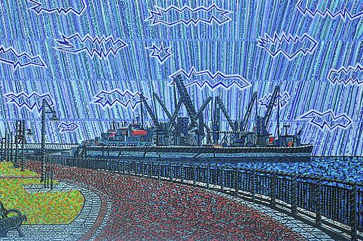 Shipyards a Newport News by Micah Mullen