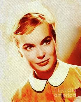 John Springfield - Shirley Eaton, Carry On Films Cast