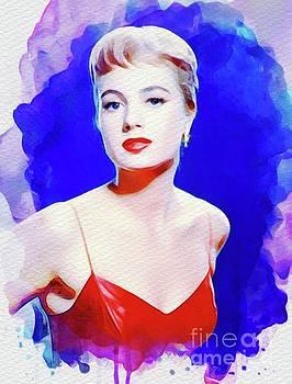 John Springfield - Shirley Jones, Vintage Movie Star
