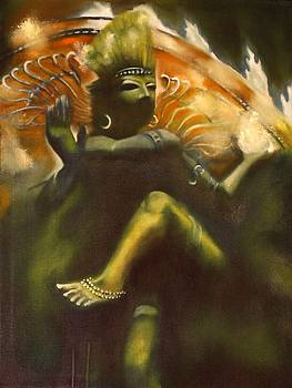 Shiva by Roger Williamson
