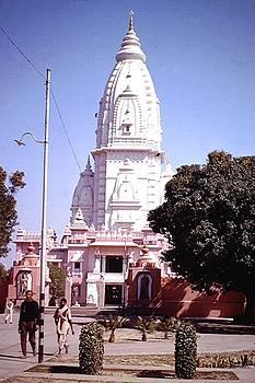 Shiva Temple by Barron Holland