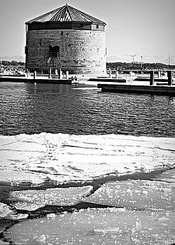 Shoal Tower by Iris Russak