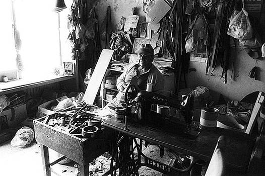 Shoemaker by Magdalena Mirowicz