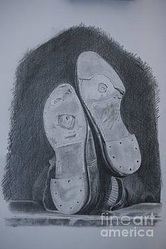 Shoes by Teresita Abad Doebley