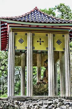 Chuck Kuhn - Shonfa Temple Buddha  Avery Island