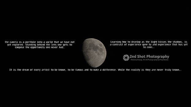 Shoot For The Moon by Philip A Swiderski Jr