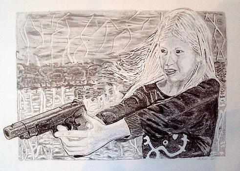 Shooter by Rene  Kier
