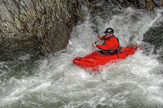 Tony Crehan - Shooting the Tellico Rapids