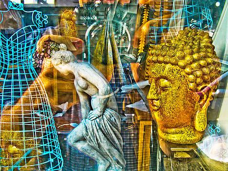 Shop Window 1 by Dan McCarthy