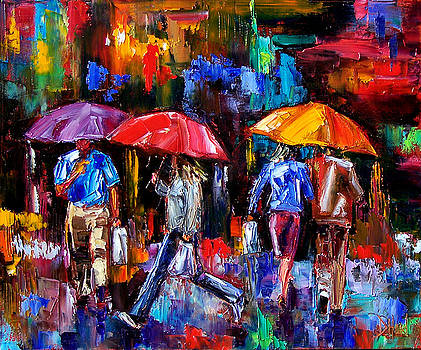 Shopping Bags by Debra Hurd