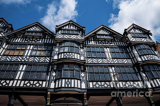 Historic Chester by Brenda Kean