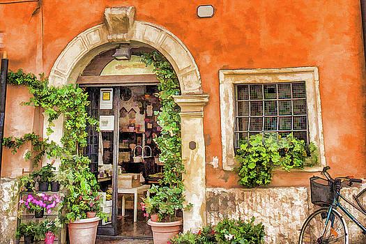 Lisa Lemmons-Powers - Shopping in Verona