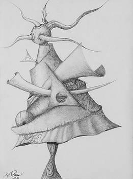 Plasma Tree by Charles Bates