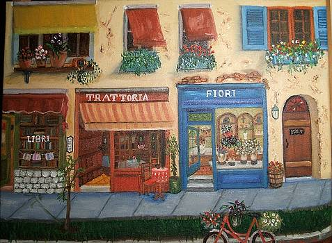 Shops of Italy by Beverly Hanni