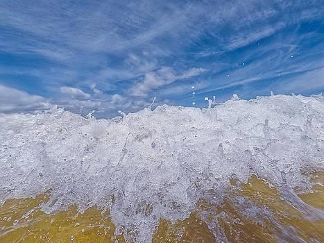 Shore Break by Byron Fair
