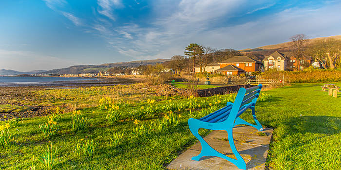 Shore Walk Fairlie by Tylie Duff