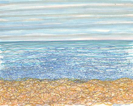 Shoreline Entangle by Regina Valluzzi