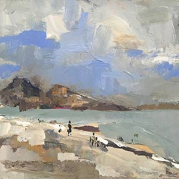 Shoreline by Molly Wright