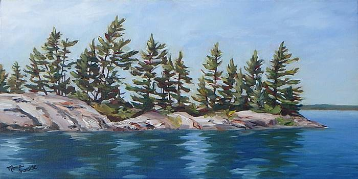 Shores of Honeymoon Bay by Monica Ironside