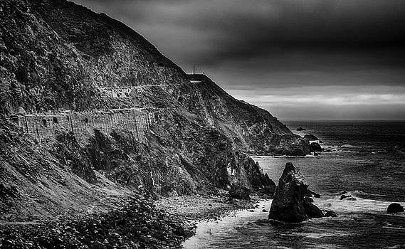 Shoring the Coast Cliffs by Joseph Hollingsworth