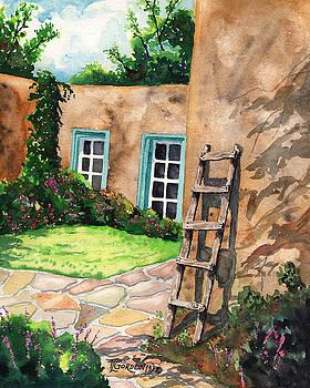 Short ladder by Timithy L Gordon