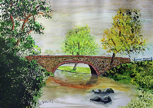 Shortcut Bridge by Jack G Brauer