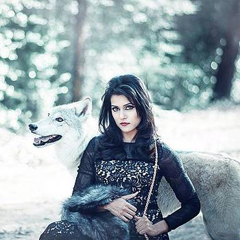 Shot From Our Wolf Pack Photoshoots W/ by Shivendra Singh
