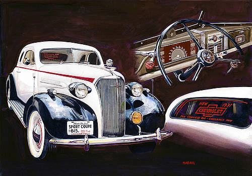 Show And Tell 1937 by Mike Hill