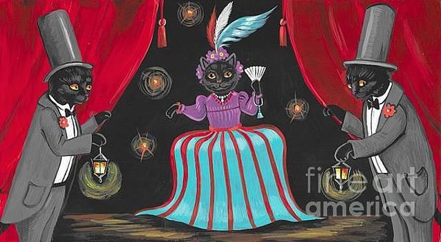 Show Cats by Margaryta Yermolayeva